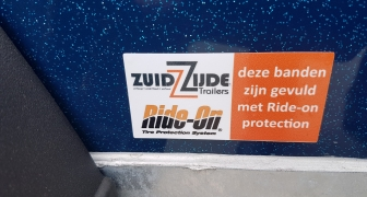Zuidzijde en Ride-On