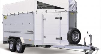 Humbaur IJslander trailer 4